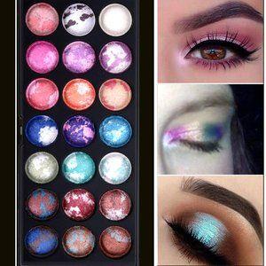 21 Colors Eyeshadow Palette